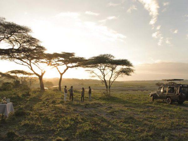 AndBeyond Serengeti Under Canvas safari