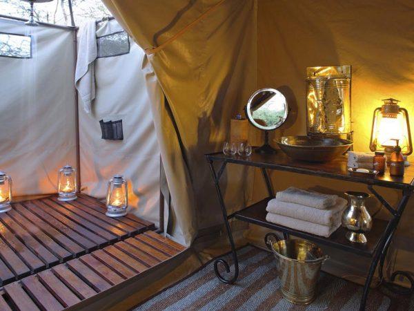 AndBeyond Serengeti Under Canvas spa