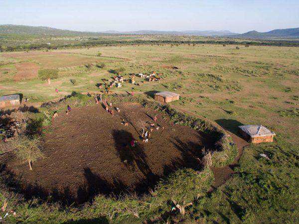 AndBeyond Serengeti Under Canvas view