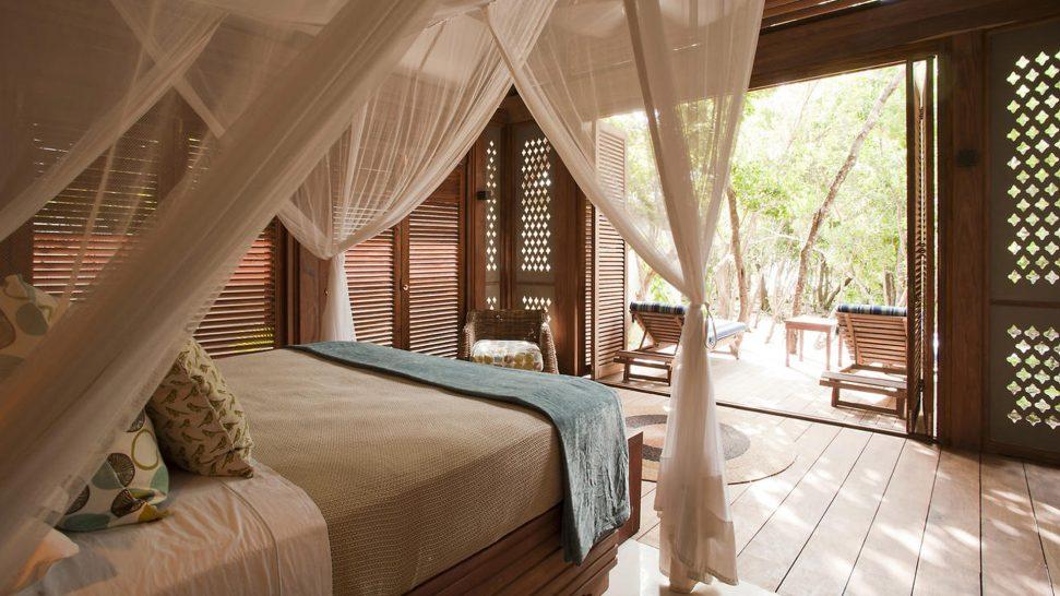 AndBeyond Vamizi Island bedroom