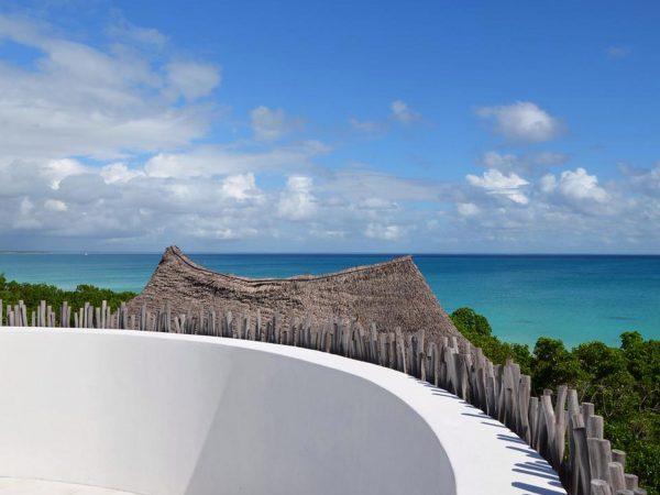 AndBeyond Vamizi Island marjani ocean view