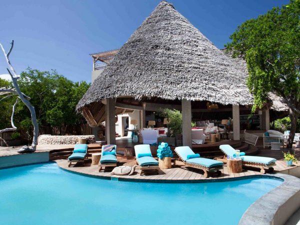 AndBeyond Vamizi Island swimming pool