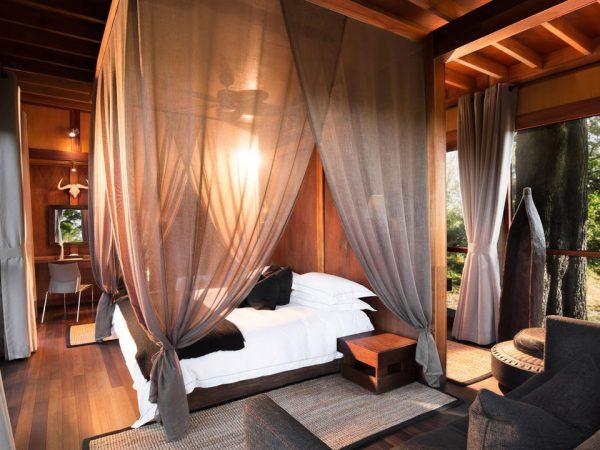 AndBeyond Xudum Okavango Delta Lodge Room