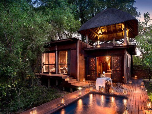 AndBeyond Xudum Okavango Delta Lodge View