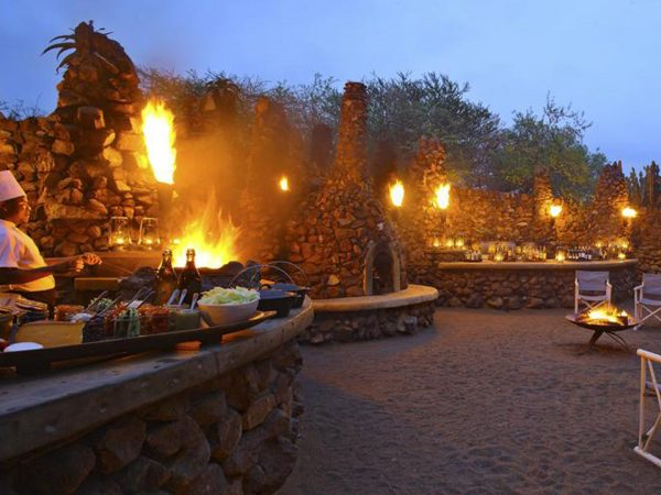 AndBeyond Phinda Mountain Lodge Restaurant