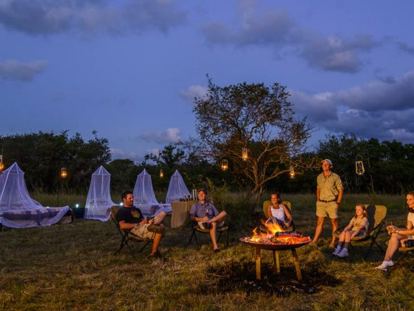 AndBeyond Phinda Mountain Lodge a night under the stars
