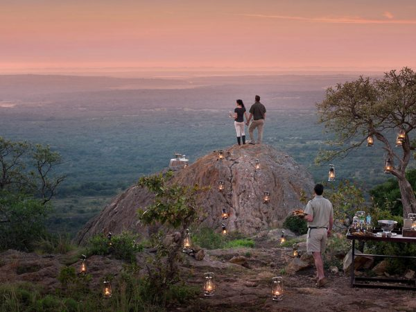AndBeyond Phinda Mountain Lodge romantic