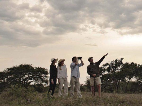 AndBeyond Phinda Mountain Lodge specialist birding safari