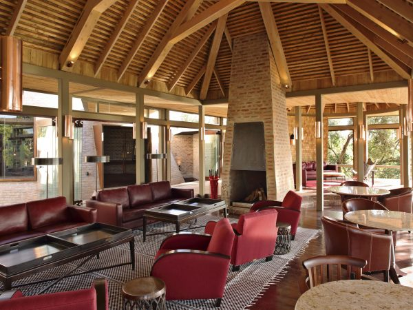 Angama Mara Restaurant