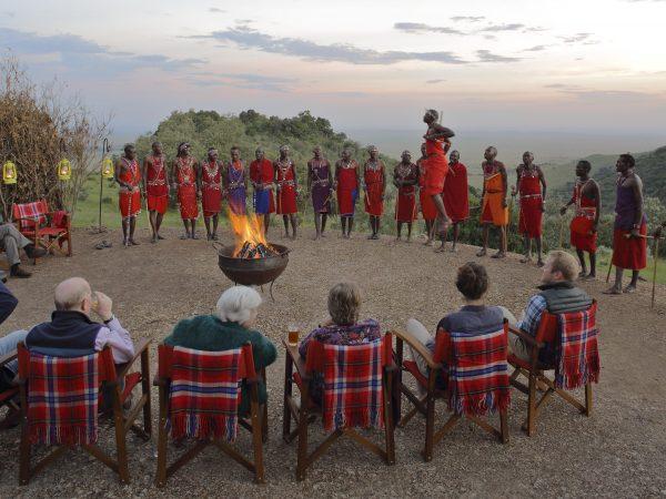 Angama Mara Dance