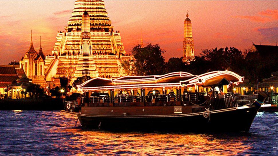 Banyan Tree Bangkok Apsara Dining