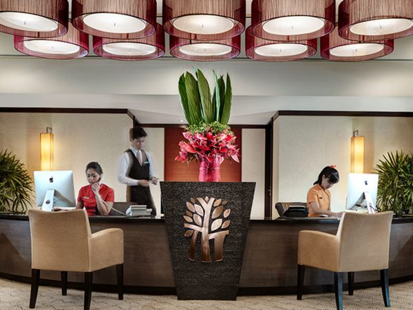 Banyan tree bangkok Business Center