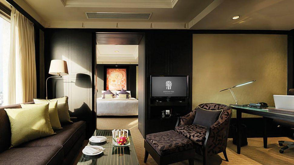 Banyan Tree Bangkok Horizon Suite