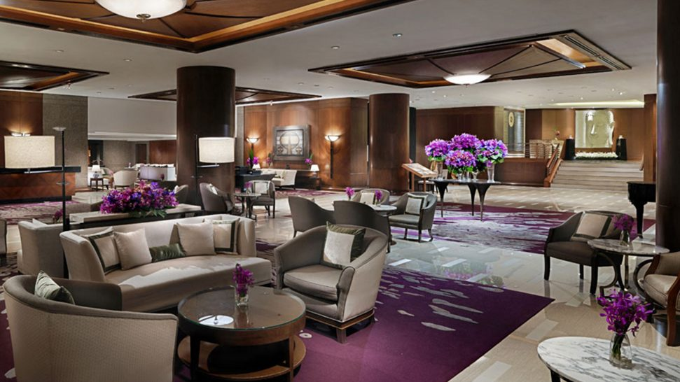 Banyan Tree Bangkok Lobby Lounge