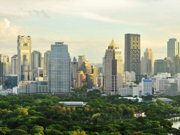 Banyan Tree Bangkok Lumpini Park