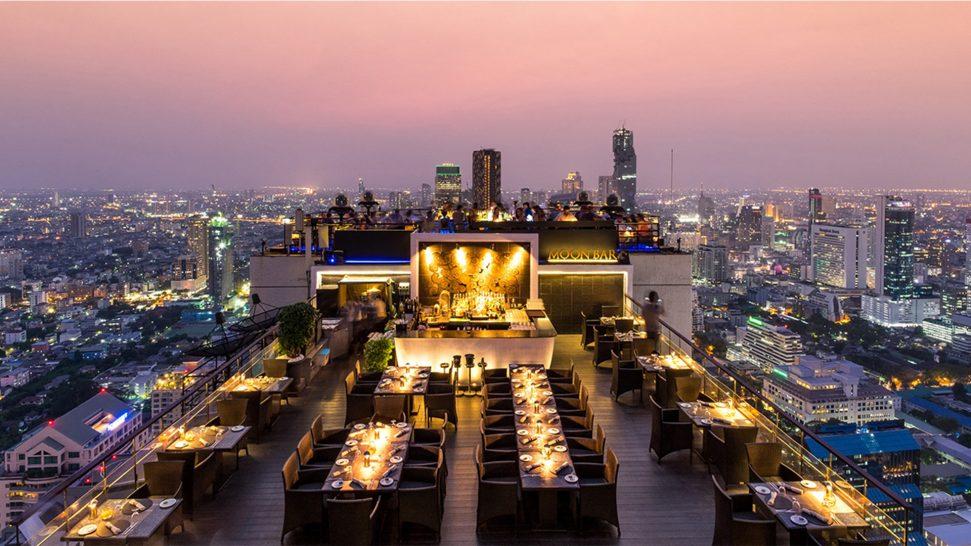 Banyan Tree Bangkok Moon Bar