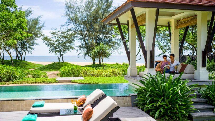 Banyan Tree Lang Co Villa Pool