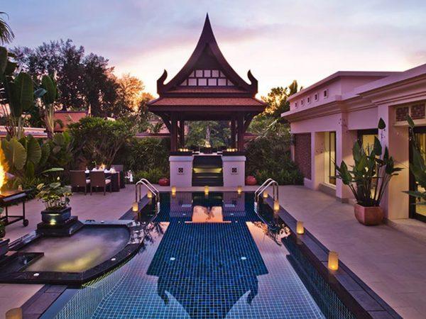 Banyan Tree Phuket In Villa Dining