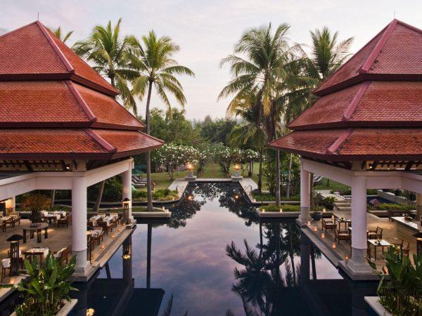 Banyan Tree Phuket Outside View