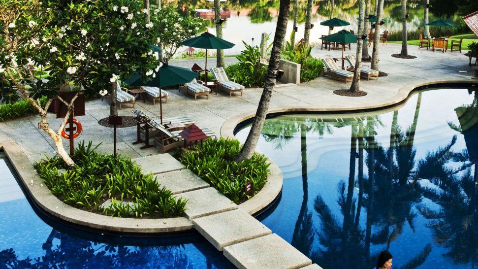 Banyan Tree Phuket Swimming Pool