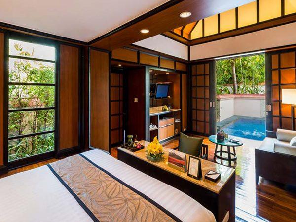 Banyan Tree Phuket banyan pool villa