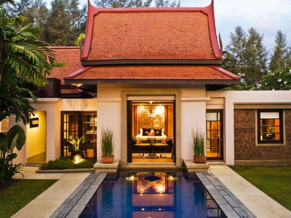 Banyan Tree Phuket grand lagoon pool villa