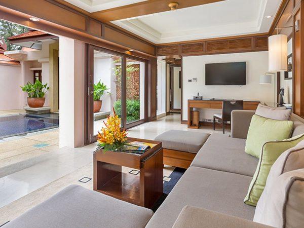 Banyan Tree Phuket grand two bedroom pool villa