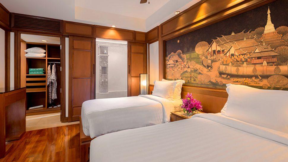 Banyan Tree Phuket signature two bedroom pool villa