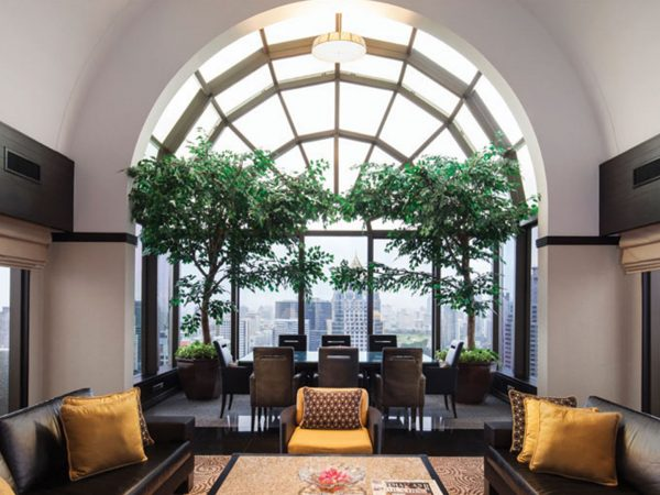 Banyan Tree Bangkok Presidential Suite