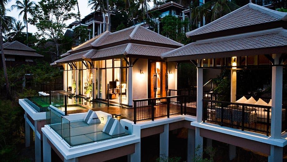 Banyan Tree Royal Banyan Ocean Pool Villa