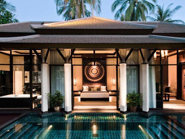 Banyan Tree Samui Deluxe Pool Villa