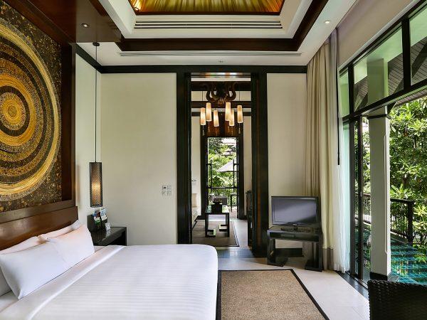 Banyan Tree Samui Deluxe Pool Villa view