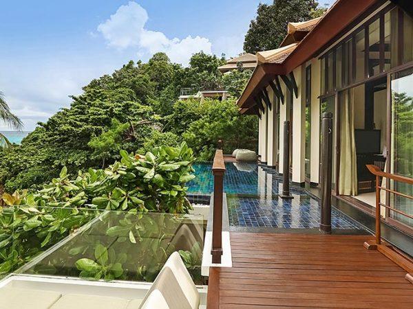Banyan Tree Samui Partial Ocean View Pool Villa
