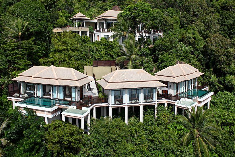 Banyan Tree Samui Presidential Pool Villa