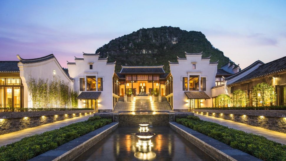 Banyan Tree Yangshuo Resort