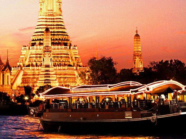 Banyan Tree Bangkok Apsara Dinner Cruise