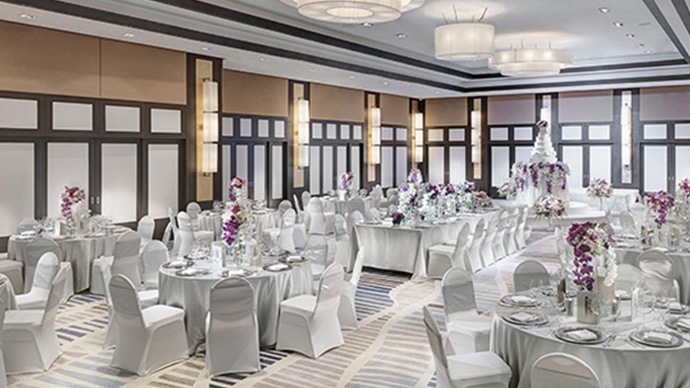 Banyan tree bangkok Banyan Ballroom