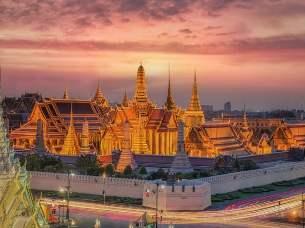 Banyan tree bangkok overview