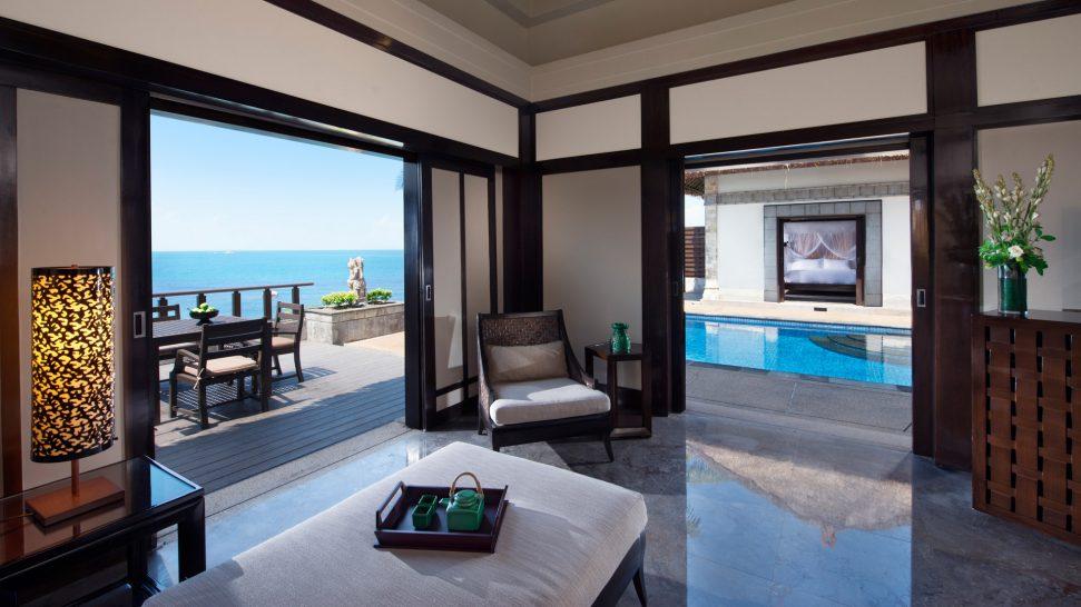 Banyan tree bintan bedroom oceanview