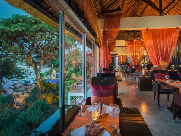 Banyan tree bintan cafe