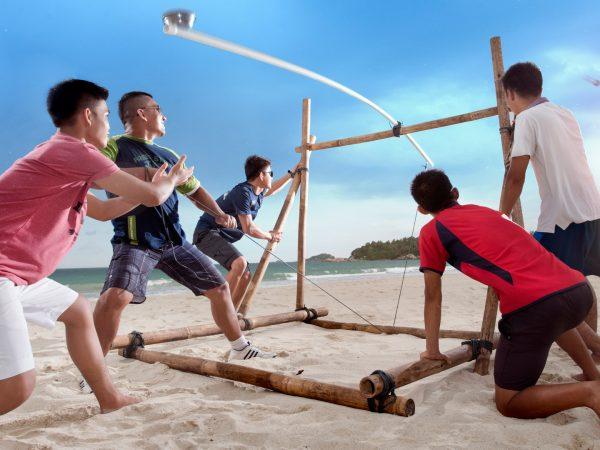 Banyan tree bintan game