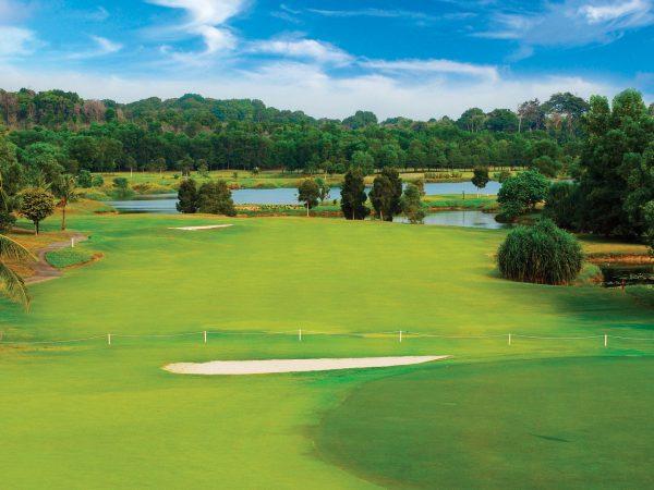 Banyan tree bintan golf course