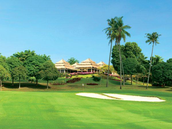 Banyan tree bintan golf house