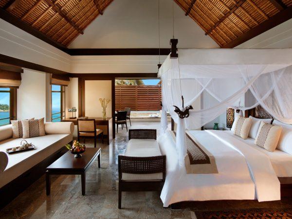 Banyan tree bintan guestroom sea view