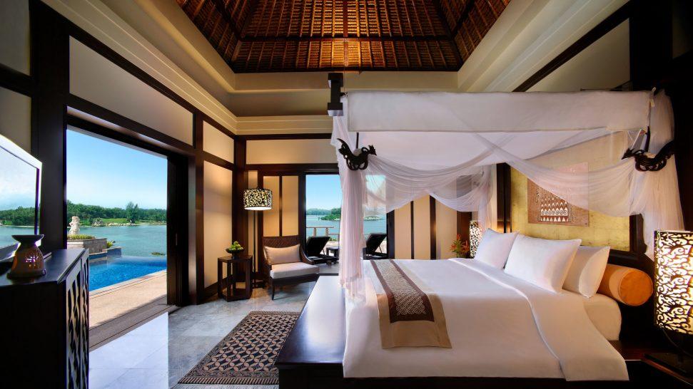 Banyan tree bintan master bedroom