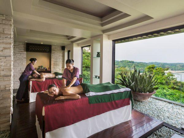 Banyan tree bintan spa body massage