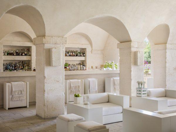 Borgo Egnazia Bar del Portico