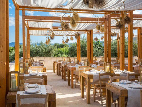 Borgo Egnazia Restaurant