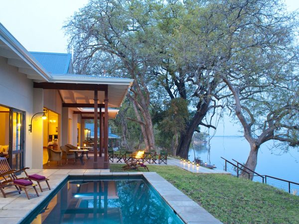 Botswana-Okavango-Delta-Sanctuary-Bains-Camp pool