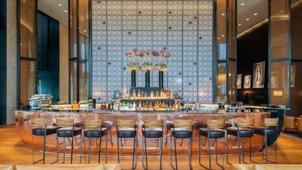 Bulgari Hotel Beijing Bar